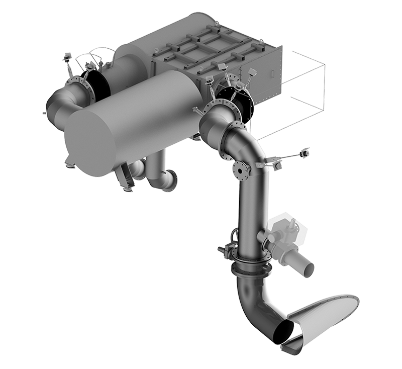 Emission Technology by MarQuip, Exclusive yacht exhaust